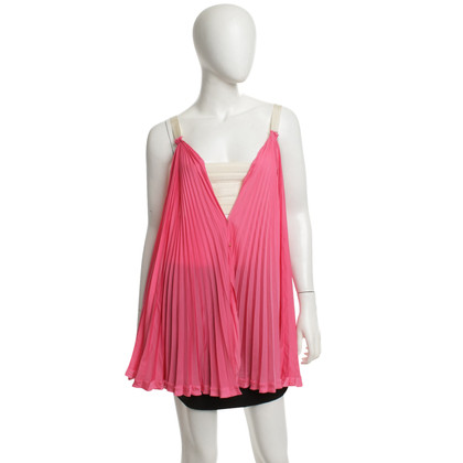 Pinko Top in roze / creme