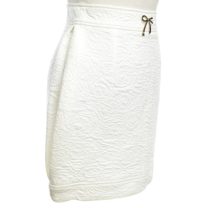 Elisabetta Franchi Rock in White