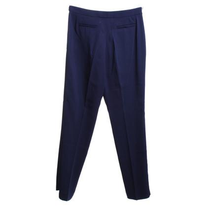 Versace Pantalon en violet