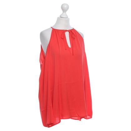 Andere merken Parenti's - blouse in het rood