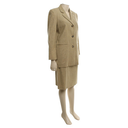 René Lezard Costume in yellow / beige
