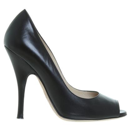 Dolce & Gabbana Peep-toes in black