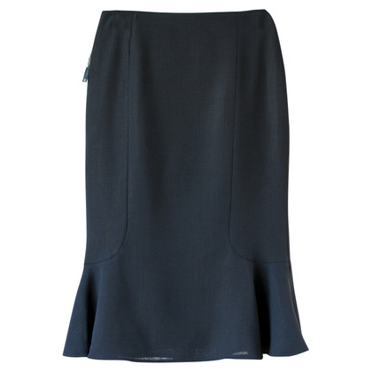 Hobbs Midi-skirt in Black