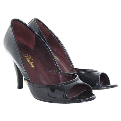 Ted Baker Peep-toes in black