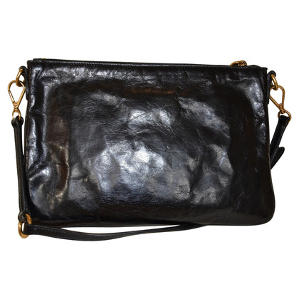 Miu Miu clutch in nero