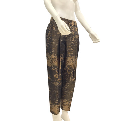 Issey Miyake trousers with pattern