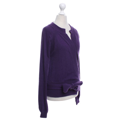 Allude Wikkel jacket in purple