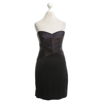 BCBG Max Azria Kleid mit Muster
