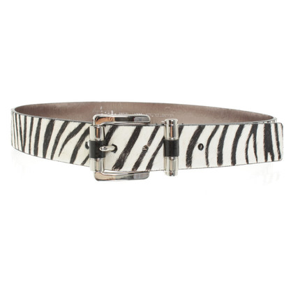 Michael Kors Belt with Animalprint