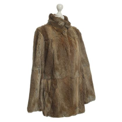Oakwood Konijn bont jas