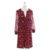 """Diane von Furstenberg Kleid """"Leyah Combo"""""""