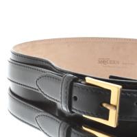 Alexander McQueen Black belt