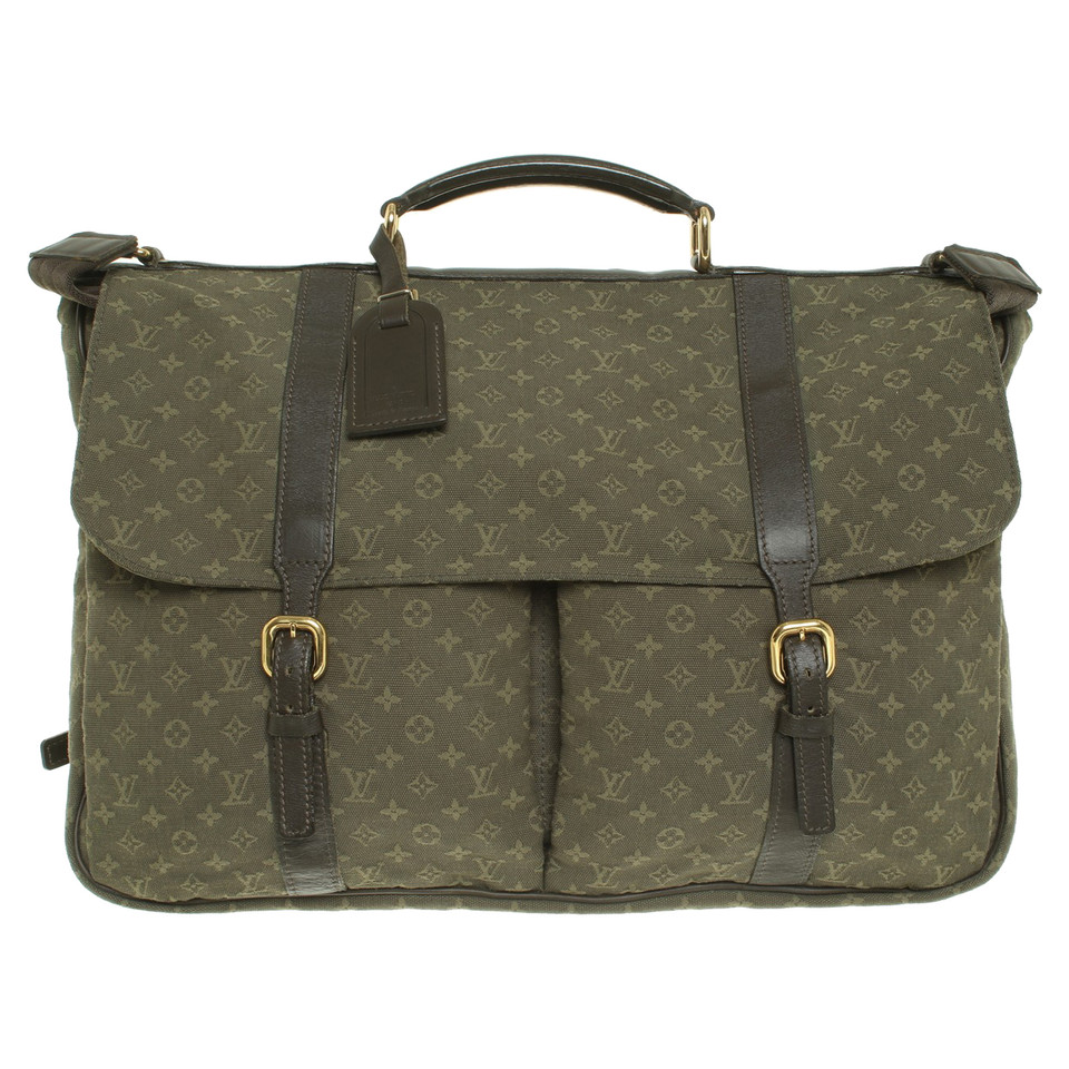 "Louis Vuitton ""Diaper Bag Monogram Mini Lin"""