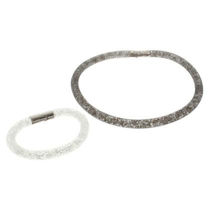 "Swarovski Set ""Stardust Bracelet"""