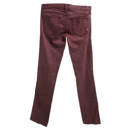 Mother Pantaloni a Red