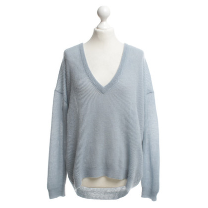 Brunello Cucinelli Knit sweater in light blue
