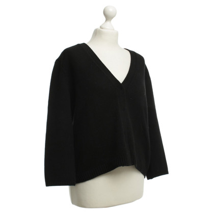 Max Mara Cardigan in Black