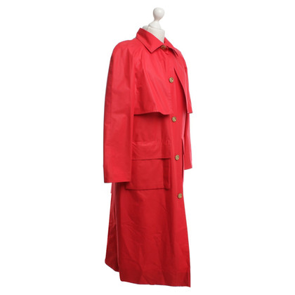 Hermès Coat in red