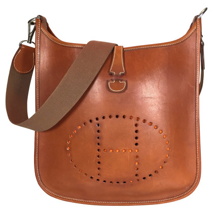 "Hermès ""Evelyne Ik Bag"" van Barenia leather"