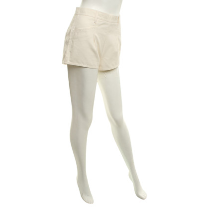 See by Chloé Short shorts in cream