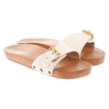 Isabel Marant Sandals with wooden sole