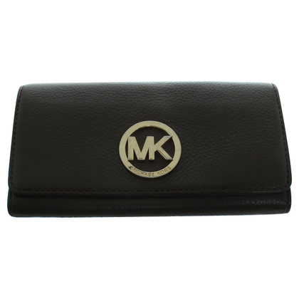 Michael Kors Brown leather wallet