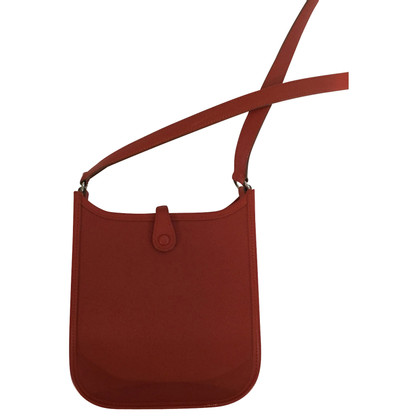 "Hermès ""Evelyne Bag PM"" in het rood"