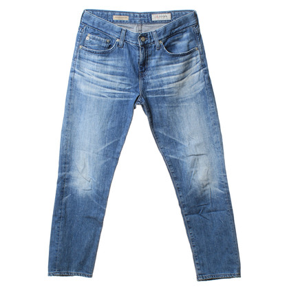 Adriano Goldschmied Jeans im Washed-Out-Look