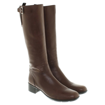 Prada Boots in brown