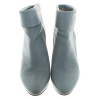 Hugo Boss Boots in Light Blue
