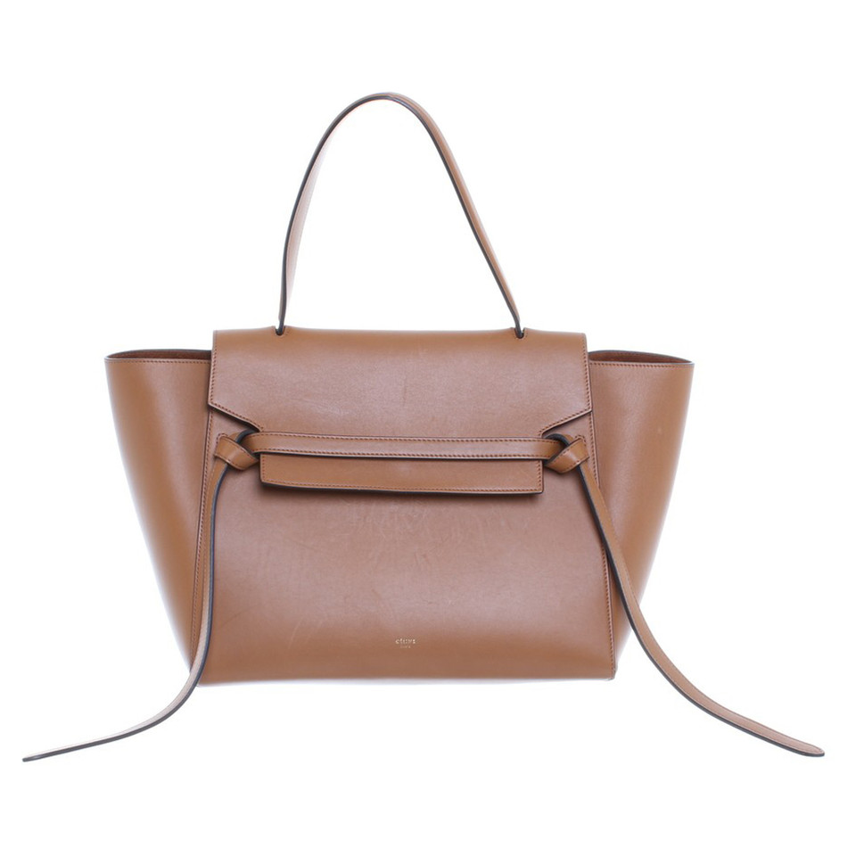 Céline Belt Bag in Cognac