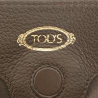 Tod's Sac à main en brun