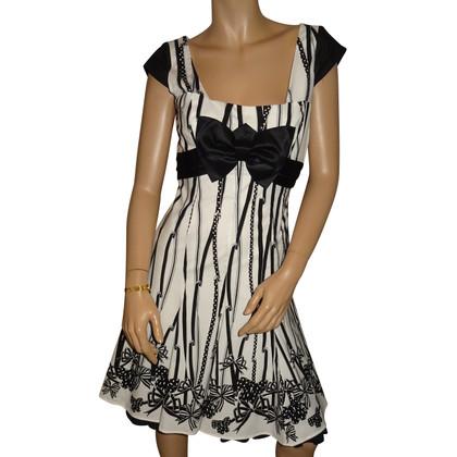 Karen Millen Dress with silk