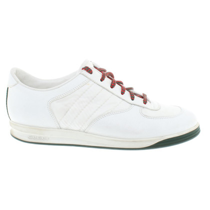 Gucci Sneakers in white