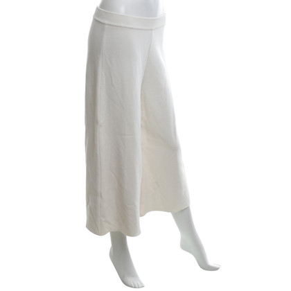 Stella McCartney Culotte in creamy white