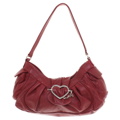 Moschino Handbag in red