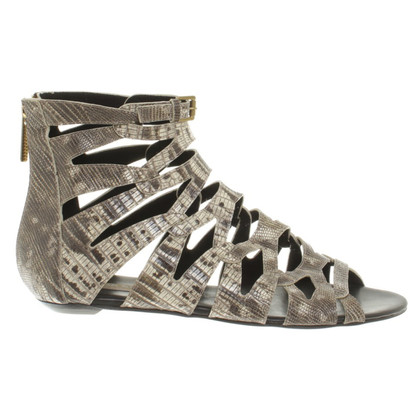 Michael Kors Roman sandals with zip