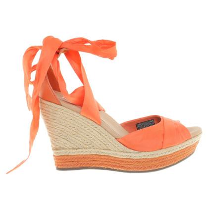Ugg Oranje sandalen