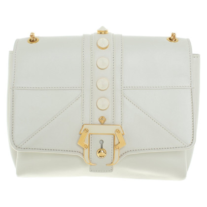 Paula Cademartori Shoulder bag in cream