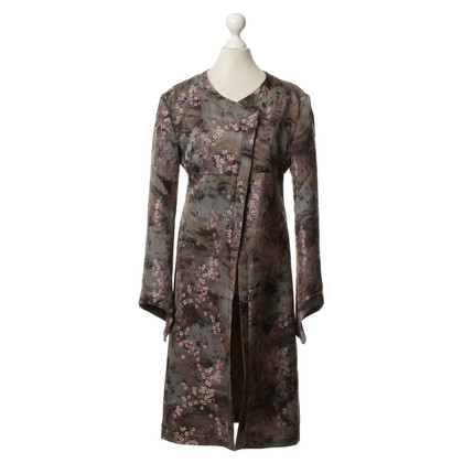 Guido Maria Kretschmer Coat with floral pattern
