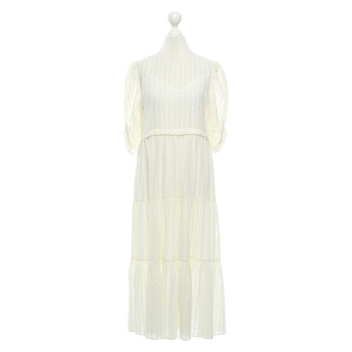 b12534ff4d See by Chloé Dress in Cream - Second Hand See by Chloé Dress in ...
