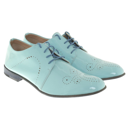 Fratelli Rossetti Lace-up shoes in turquoise