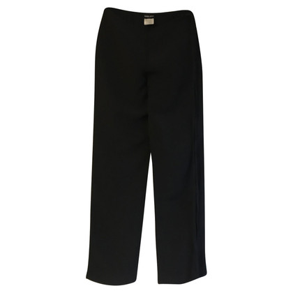 Giorgio Armani trousers with waistband