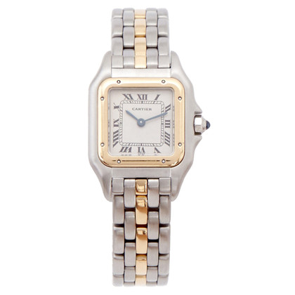 Cartier PANTHERE GOLD STEEL
