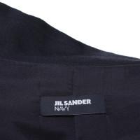 """Jil Sander Blazer """"Navy"""" in Navy"""