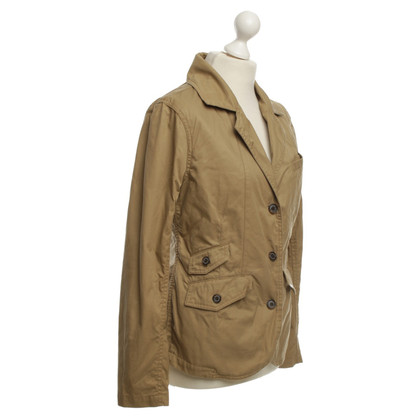 Barbour Light jacket in ochre