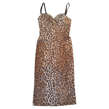 D&G D & G Leopard dress