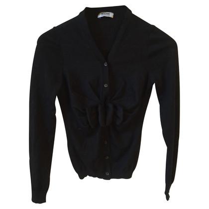 Moschino Cardigan in Black