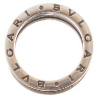 Bulgari 'B.zero 1' 'white gold ring