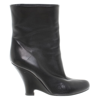 Miu Miu Ankle boots with wedge heel